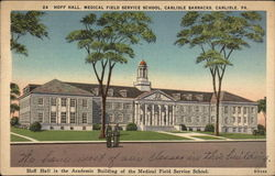 24 Hoff Hall, Medical Field Service School, Carlisle Barracks