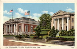 Post Office and B.P.O. Elks No. 430