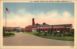 Shriners Hospital for Crippled Children