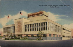 The Dallas Morning News Building, Dallas, Texas