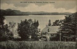 View of the Pines at Lake St. Catherine