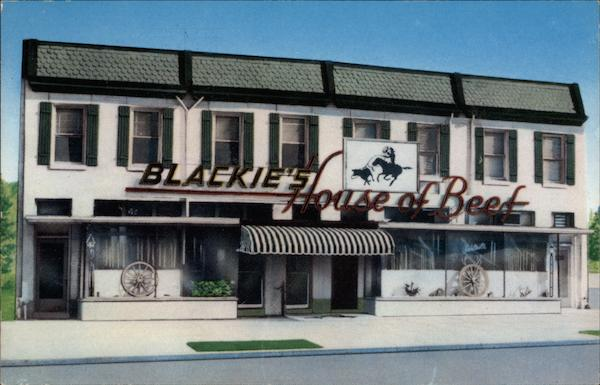 Blackie's House of Beef Washington District of Columbia