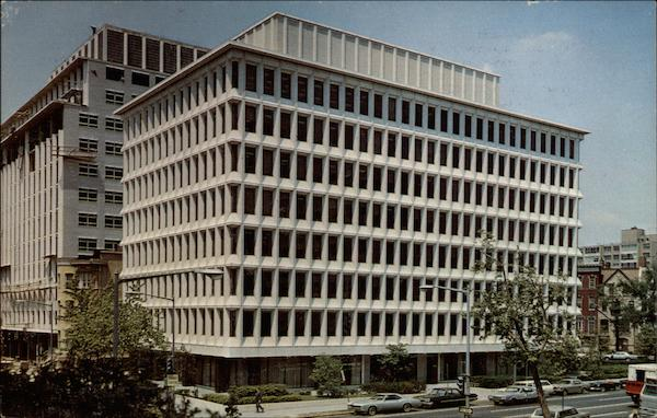 American Psychological Association - Headquarters Building Washington District of Columbia