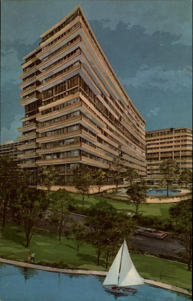 The Watergate - An Apartment Hotel Washington District of Columbia