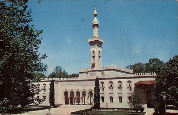 The Islamic Center Washington District of Columbia