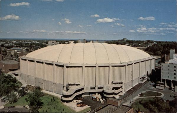 Carrier New York Carrier Dome Syracuse New York