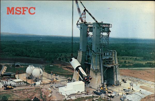 Marshall Space Flight Center Huntsville, AL