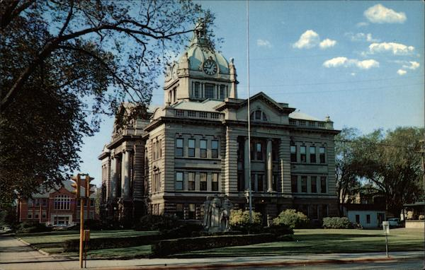 Brown county court