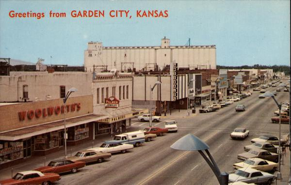 Main Street Garden City Ks