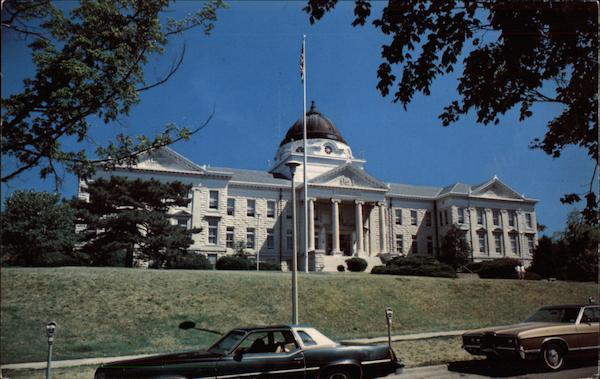 Southeast Missouri State University >> Academic Hall, Southeast Missouri State University Cape ...