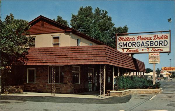 Miller Restaurant In Lancaster Pa