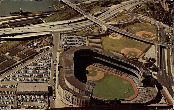 Madison Square Garden: Yankee Stadium New York City, NY