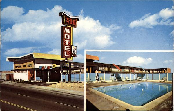 Imperial '400' Motels Provo Utah