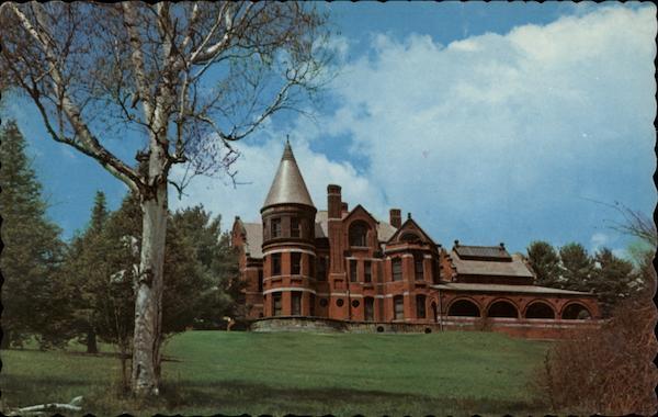 Wilson Castle Proctor Vt