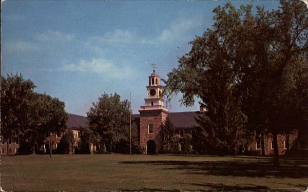 Men's Dormitory, St. Lawrence University