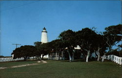 Ocracoke Lighthouse, Along North Carolina's Outer Banks