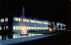 Night View of General Electric