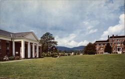 James Addison Jones Library and Durham Hall, Brevard College