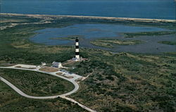 Bodie Island Lighthouse, The Outer Banks of North Carolina