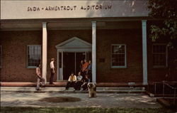 Snow-Armentrout Auditorium, Glade Valley School