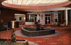 The Nevele Country Club - Part of the Main Lobby