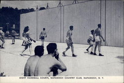 Eight Handball Courts, Napanoch Country Club