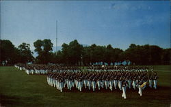 Cadet Parade in West Point