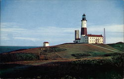 Montauk Point and Light