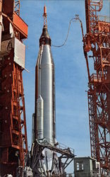 Mercury Redstone Launch Vehicle