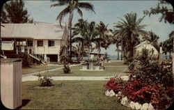Pigeon Key, Looking North Toward Marathon, Overseas Highway