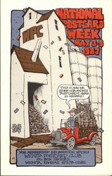 National Postcard Week, May 3-9, 1987