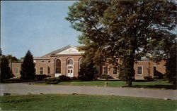 Hanover College, Lynn Hall Postcard