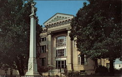Gaston County Courthouse Postcard