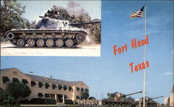 Formal Retreat at Fort Hood, Texas