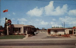 The Ambassador Motel Postcard