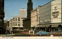 Boar Lane Postcard
