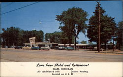 Lone Pine Motel and Restaurant