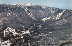 Scenic View of Mt. Mansfield