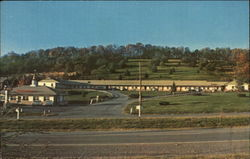 Johnson's Motel Postcard