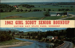 1962 Girl Scout Senior Roundup, Button Bay State Park