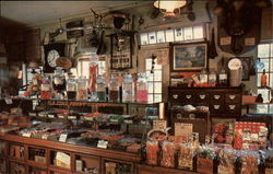 The Penny Candy Counter at the Wayside Country Store