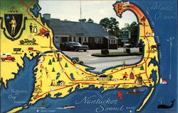 LBJ Realty - Map of Nantucket