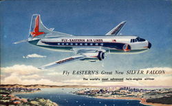 Eastern Air Lines Silver Falcon