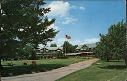 Spalding Inn Club in the White Mountains