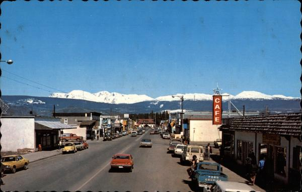 Yellowhead West Smithers Canada Ken Buchanan British Columbia