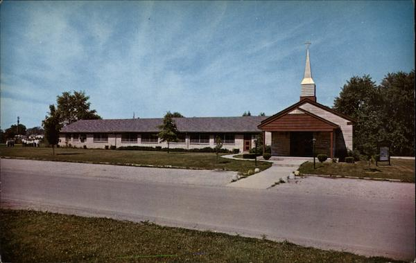 Gethsemene Methodist Church Muncie Indiana