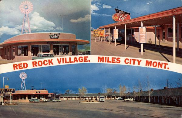Red Rock Village Miles City Montana
