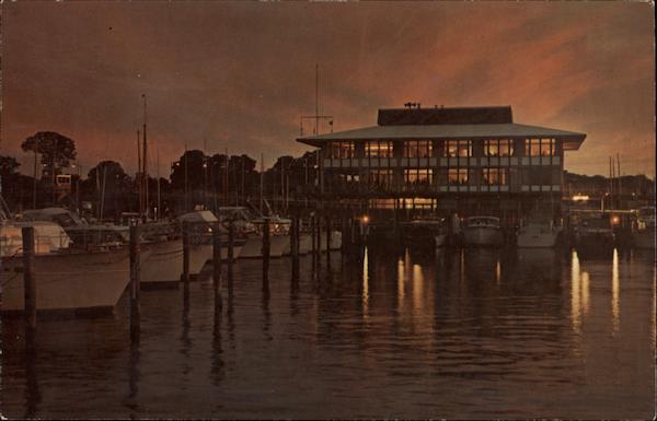 The Annapolis Yacht Club Maryland