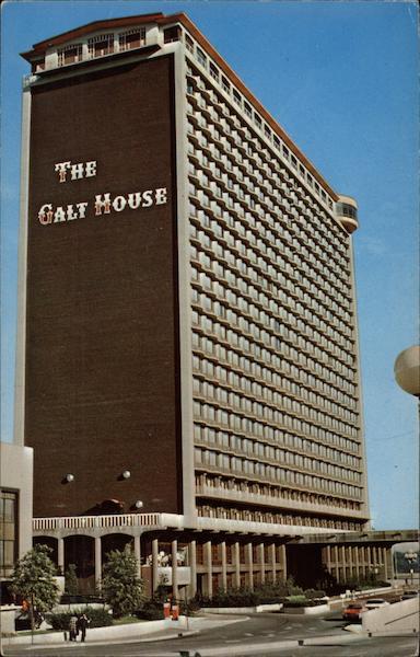 The Galt House Louisville Ky