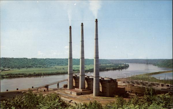 Clifty Creek Plant, Indiana-Kentucky Electric Corporation Madison